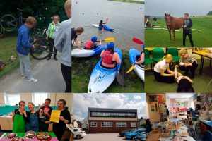 Fun activities at Kettlebrook Short Stay School