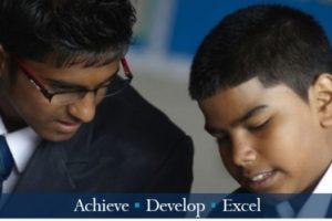 Achieve, Develop, Excel