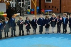 Great Denham Receives Inclusive School Award