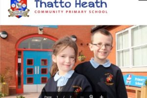 Thatto Heath Pupils
