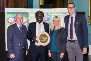 Queensmill Reaccredited as a Flagship School