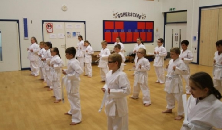 learning-karate