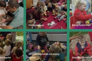 Alfreton Nursery Becomes a Centre of Excellence