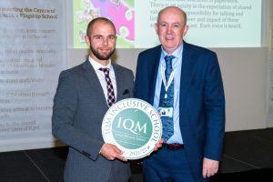 receiving-our-iqm-plaque
