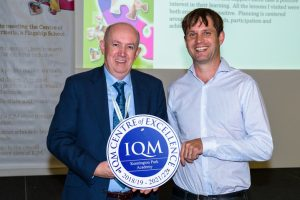 iqm-centre-of-excellence-plaque