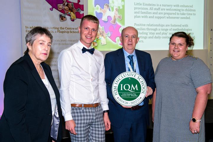 iqm-inclusive-school-award-plaque