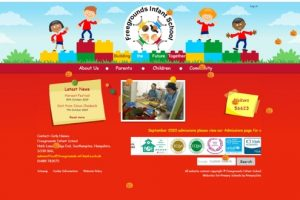 website-for-the-school