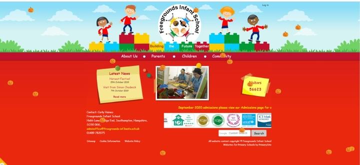 website-for-the-school