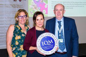 iqm-centre-of-excellence-plaque