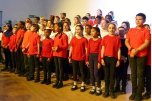 assembly singing