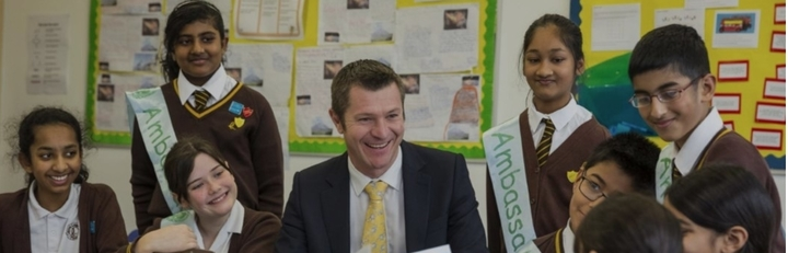 school ambassadors