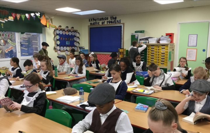 the-classroom-in-victorian-times
