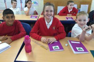 Happy Pupils