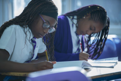 girls - writing